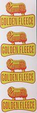 Boomaroo Wyn Toy Golden Fleece Sticker Decals Collectable Vintage Toy Sticker