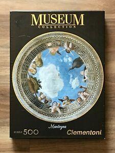 Clementoni Jigsaw Puzzle 500 Pieces MANTEGNA