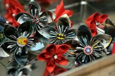 Comic Book boutonniere/ buttonhole flower- Customise to your favourite superhero