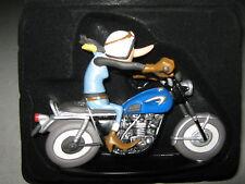 FIGURINE-JOE BAR TEAM MOTO TRIUMPH 650 TIGER TR8C N°40