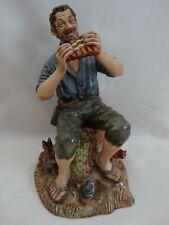 "Royal Doulton Character Figurine- ""Dreamweaver"" Hn 2283 England Excellent Matte"
