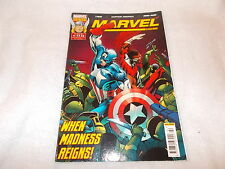 Marvel UK Panini Comic Marvel Legends Issue 94 5th March 2014