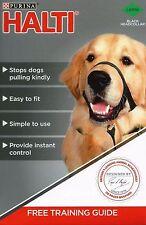 Purina PetLife HALTI Red Headcollar - Dog Head Collar