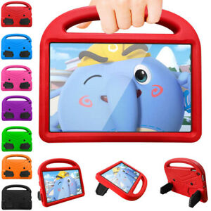 """For 10.1"""" Amazon Fire HD10 2017 2019 7th 9th Gen Kids Safe EVA Stand Case Cover"""