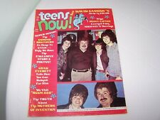 Teens Now Magazine April 1973 Osmond David Jackson 5 Room 222 Invention
