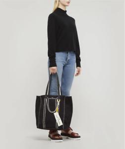 Marc Jacobs The Trompe L'Oeil canvas Tote Bag Black