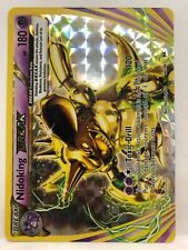 Nidoking Break 46/108 - Holo Rare - XY Evolutions Pokemon Card MINT