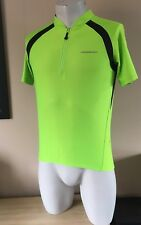 Muddy Fox Cycling Bike Short Sleeve Jersey T- shirt In green Size Small
