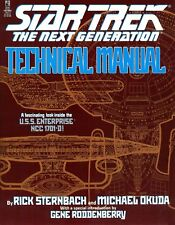 Star Trek: The Next Generation - Technical Manual Paperback – Boxtree 1991