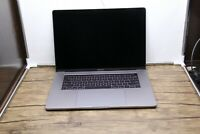 """2017 Apple MacBook Pro 15""""  2.9GHz 16GB 512GB RP560 - AS IS - NO POWER A1707"""