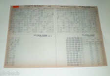 Microfich Spare Parts Catalog Toyota Liteace Stand 11/1990
