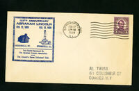 US Cover 1934 Cachet Inauguration Cover w/ stamp
