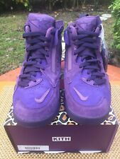 Kith x Nike Air Maestro II QS Ink Pure Purple Pippen NKAH1069 500 Sz 8.5