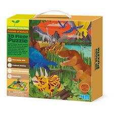 3D Boden Puzzles - Dinosaurier