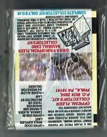Don Mattingly LS - 1990 Fleer Rack Pack - Sealed - New - Unopened (#2) - Yankees