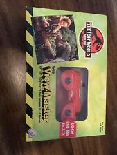VIEWMASTER Tyco VIEWER - THE LOST WORLD-JURASSIC PARK - MINT CONDITION