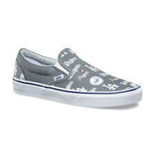 Vans LA DODGERS Slip-On Mens Shoes (NEW) All Sizes LOS ANGELES LAD Baseball MLB