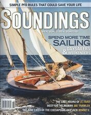 Soundings (Real Boats, Real Boaters) Magazine - June 2018