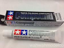 Tamiya Model Paints & Finishes Polishing Compound Net 22ml 87070