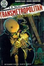 TRANSMETROPOLITAN: BACK ON THE STREET Volume 1 TPB (Vertigo Comics)