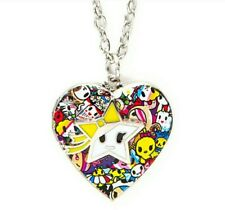 Discontinued Neon Star Tokidoki Locket Necklace BX22