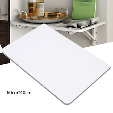 60x40cm High Quality Wall Mount Floating Folding Computer Desk Office Pc Table