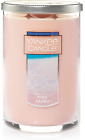 Yankee Large 2-Wick Tumbler Candle, Bright Citrus, Spicy Vanilla, Pink Sands