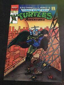 Teenage Mutant Ninja Turtles Adventures#21 Awesome Condition 7.5(1991)