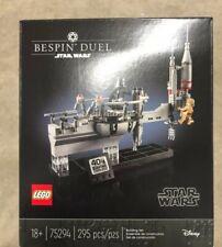 75294 LEGO STAR WARS BESPIN DUEL SET DARTH VADER EMPIRE 40th - BNIB