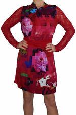 DESIGUAL  BNWT  Nuria Dress - Red - Size XL; UK 16 approx