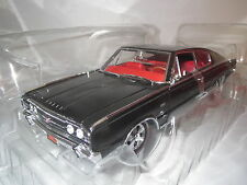 "Ertl/American Muscle  Dodge Charger  ""1966""  (schwarz/rot) 1:18 OVP !!!"