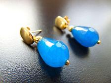 Behandelte für besondere Anlässe Mode-Ohrschmuck aus Gelbgold