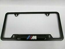 BMW Factory OEM Genuine Accessory Tag Bracket Frame ///M 82120010404