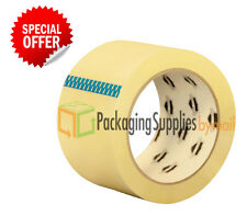 "18 Rolls Box Carton Sealing Packing Packaging Tape 2""x110 Yards(330' ft) Clear"