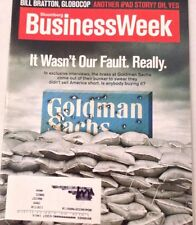 Bloomberg BusinessWeek Magazine It Wasn't Our Fault April 12, 2010 072917nonrh