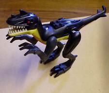 Lego Dinosaurier - Dino Raptor ( schwarz gelb ) Neu