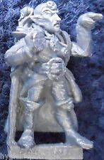 1986 Dark Elf 1101 12 C09 Kernethar Sorcerer Citadel Elven Army Drow Warrior GW