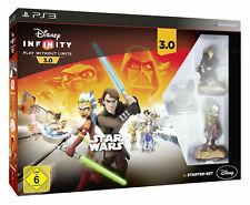 DISNEY INFINITY Figuren Disney Infinity 3 Starter Set PS3 Smart Toy NEU