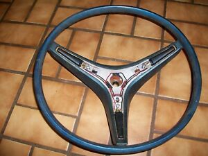"1971-1974 Dodge Charger, Plymouth Satellite, MOPAR 16"" Steering Wheel 1972 1973"