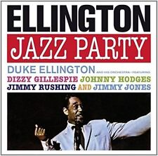 DUKE ELLINGTON - JAZZ PARTY USED - VERY GOOD CD