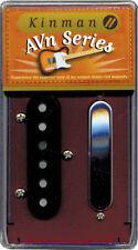 Kinman Pickup 60's Custom Set Gen.2 AVn60n & AVn60b Tonabnehmer