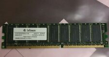 256MB   PC3200  DDR-400  32X8 9CHIPS 184PIN  ECC UNBUFFER UBDIMM