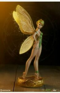 SIDESHOW  TINKERBELL J. Scott Campbell Statue Fairy Fairytale 2412 of 3500