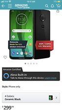 New listing 0723755131712. Motorola Moto G7