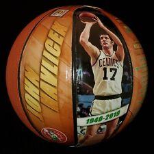 John Havlicek Autograph Basketball Boston Celtics Limited Edition JSA