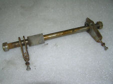 Honda CA 77 Dream Steckachse hinten mit Spannern  rear axle with tensioners