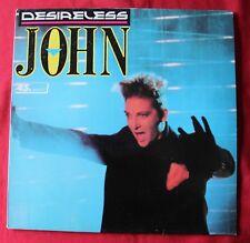 Desireless, John remix,  Maxi Vinyl