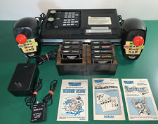 Colecovision System & 7 games, 2 Super Action Controllers, Power Supply, Tested