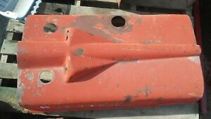 Case IH Farmall Super H Hood Engine Cover 56452DAX