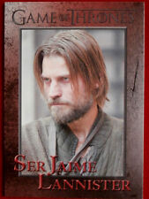GAME OF THRONES - SER JAIME LANNISTER - Season 3, Card #52 - Rittenhouse 2014